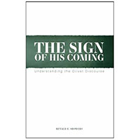 The Sign of His Coming - PDF