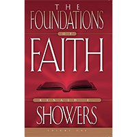 Foundations Of Faith, Vol. 1