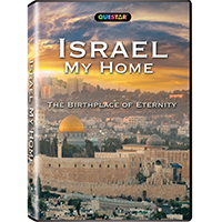 Israel My Home DVD
