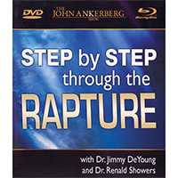 Step By Step Through The Rapture - Dvd