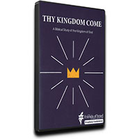 Thy Kingdom Come 2019 Prophecy Conference DVD