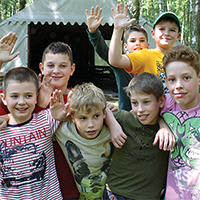 Eastern European Children's Camp