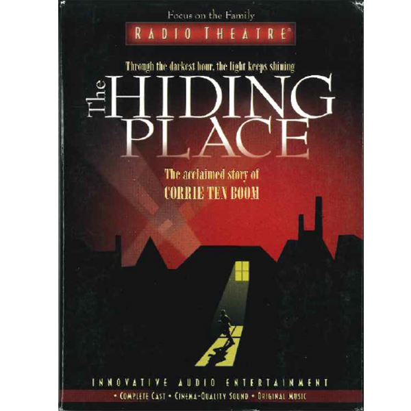 The Hiding Place - Cd