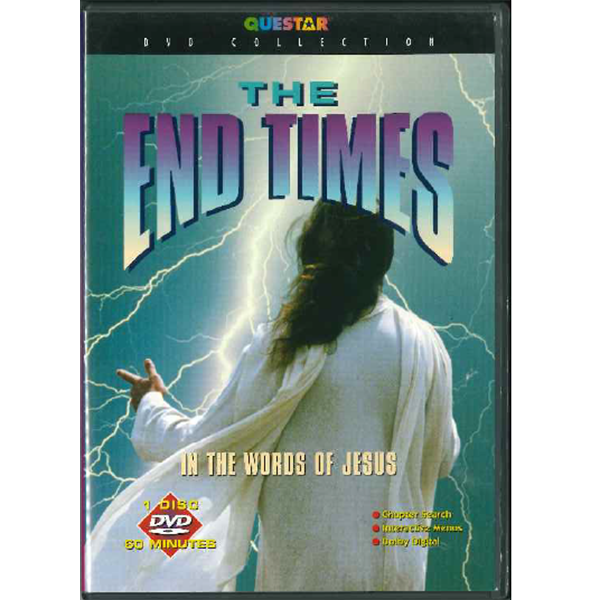 The End Times - Dvd