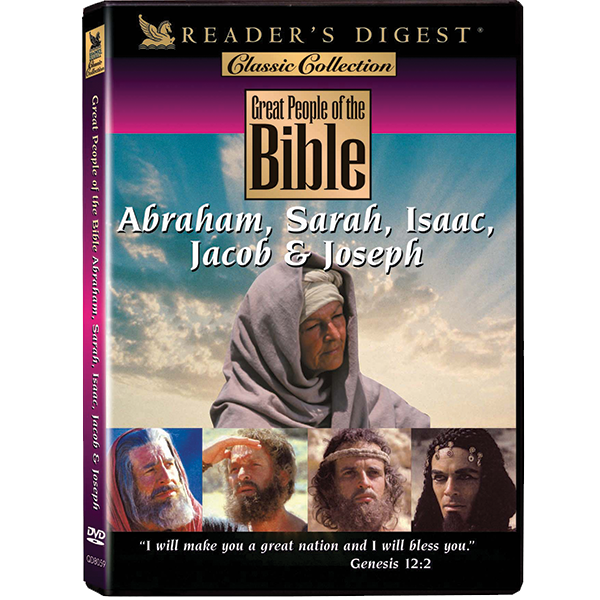 Great People Of The Bible - Dvd