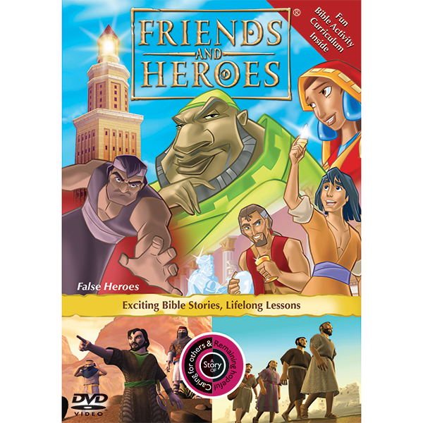 Friends And Heroes 4 - False Heroes