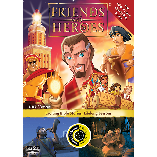 Friends And Heroes 5 - True Heroes