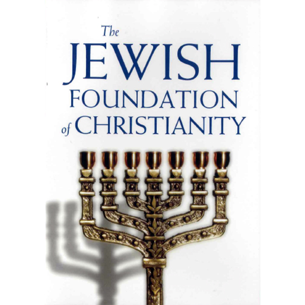 The Jewish Foundation Of Christianity DVD