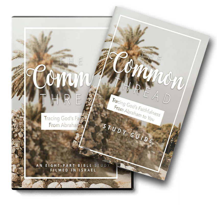 The Common Thread DVD & Study Guide