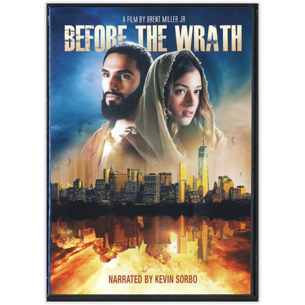 Before the Wrath DVD