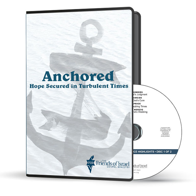 Anchored: Hope Secured in Turbulent Times Conference DVD