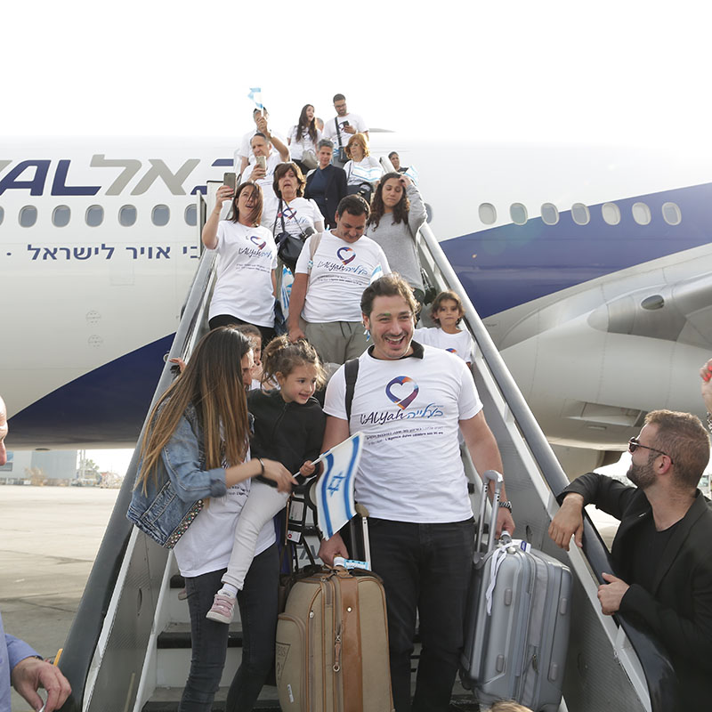 Bringing the Jewish People Home