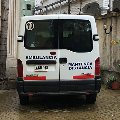 Argentina New Ambulance Project
